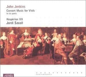 Jenkins:Consort Music for Viols