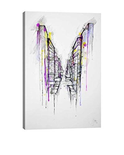 Marc Allante Gallery This City Sleeps Canvas Print