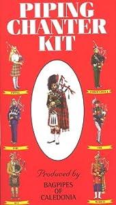 Authentic Scottish Bagpipe Beginner's Chanter Kit