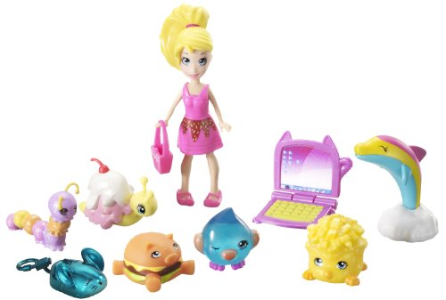 Polly Pocket Cutants Friends Collection Amazon.com