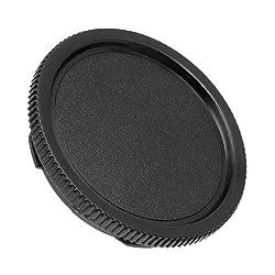 Fotodiox Camera body cap for Leica M Camera, fits Ricoh A12 Leica M Module, Leica M3, M2, M1, M4, M5, CL, M6, MP, M7, M8, M9, Hexar RF Epson R-D1 35mm Bessa Cosina Voigtlander Minolta CLE Rollei 35 RF Zeiss Ikon
