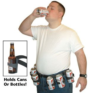 Drinker's Beer Belt