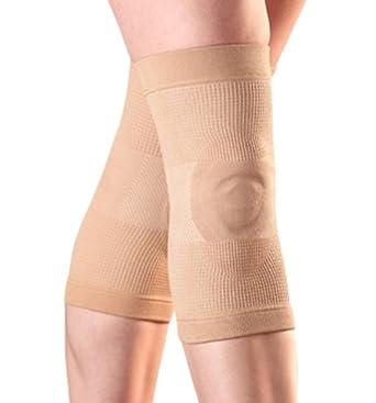 Capezio Unisex Comfort Bamboo Knit Dance Gel Knee Pads by Bunheads