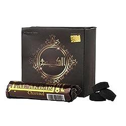 Desi Karigar Al Akbar Flavour Hookah Instant Light Coal Pack Of 80 Tablets