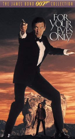 Cover art for  Bond: For Your Eyes Only [VHS]