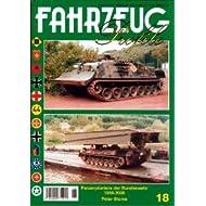 FAHRZEUG Profile Nr. 18 Panzerpioniere der Bundeswehr 1956 - 2000