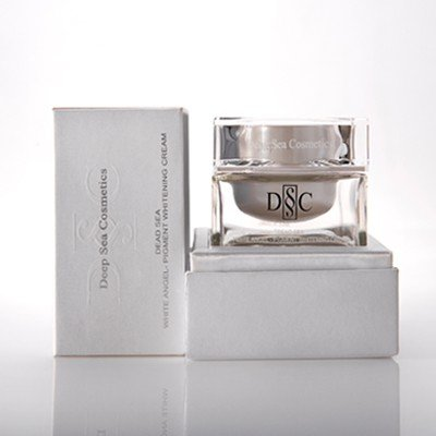 Deep Sea Cosmetics Dead Sea DSC White Angel – Pigment Whitening Cream