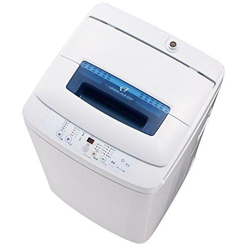 ハイアール 4.2kg 全自動洗濯機 ホワイトHaier JW-K42H(W)