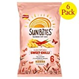 Walkers Sunbites Sweet Chilli 6 Pack 150g