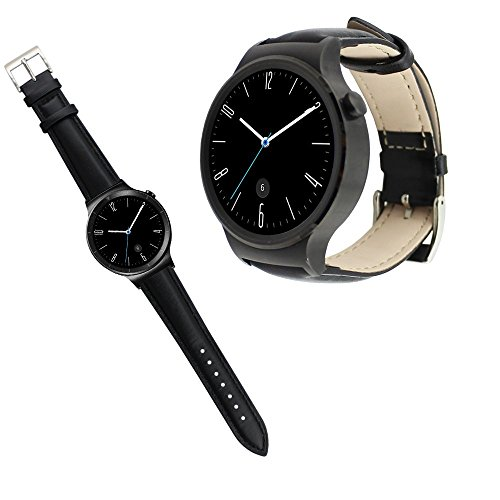 HappyCell HUAWEI Watch Band,HappyCell Genuine leather smart watch bands for HUAWEI Watch iwatch