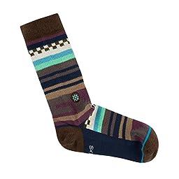 Stance Youth Boys Managua Socks - Grey / One Size