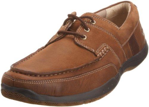Timberland Men's Earthkeepers 3 Eye Brown Boat Shoe 72565 13.5 UK