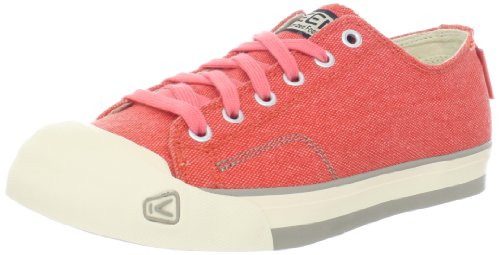 keen-womens-coronado-hot-coral-sneaker-style-lace-up-with-metatomical-footbed-hot-coral-36-eu-6-us