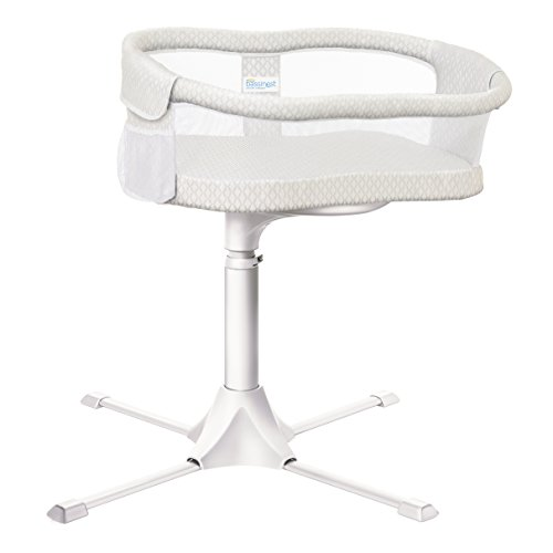For Sale! HALO Bassinest Swivel Sleeper Bassinet - Essentia Series, Honeycomb
