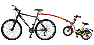 Trail-Gator Tandem-Stange, red, 640020 by Sonstige