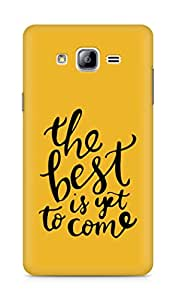 AMEZ the best is yet to come Back Cover For Samsung Galaxy ON7