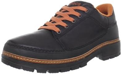 2ca094c696b2 crocs Men s Cobbler Hiker Oxford