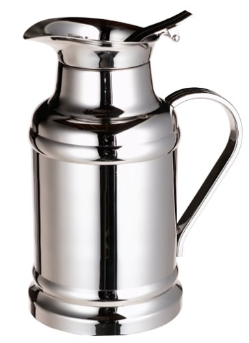 MIU France Stainless Steel Thermal Server, Silver, 28-Ounce