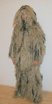 Kids Ghillie Suit - Desert Pattern