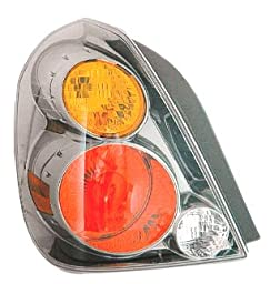 TYC 11-5582-00 Nissan Altima Driver Side Replacement Tail Light Assembly