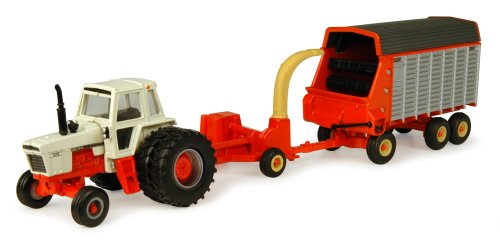 1:64 Case 1370 Tractor Set back-783642