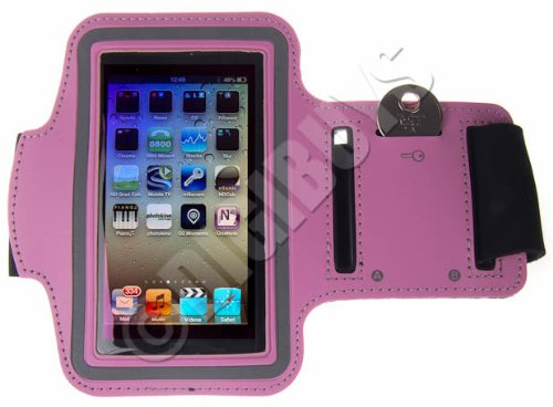 pink-a-sports-adjustable-armband-key-holder-for-ipod-touch-4th-4g-gen-uk