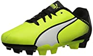 PUMA Adreno Firm Ground JR Soccer Sho…