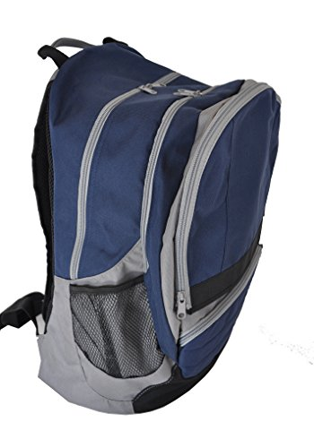 myDZyn Backpack, Navy