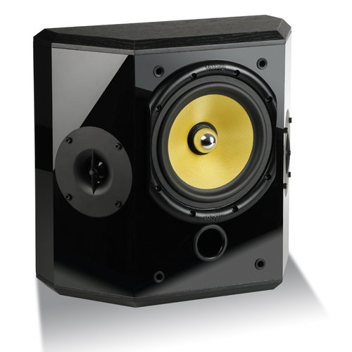 Crystal Acoustics Thx® Select Certified Thx-D Bipolar Pair Of Surround Speakers -Black