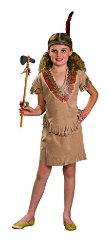 Rubies Indian Girl Child Costume
