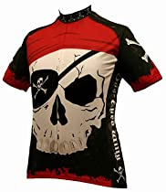 One Eyed Willy Pirate Mens Cycling Jersey