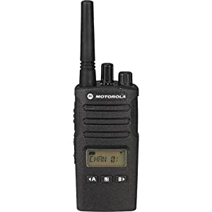 Motorola RMU2080D On-Site 8 Channel UHF Rugged Two-Way Business Radio with Display... by Motorola