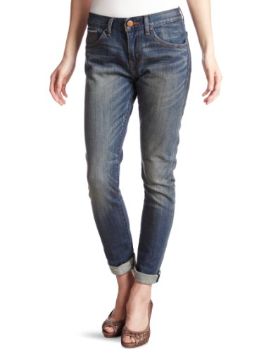 (リーバイス)Levi's BF SKINNY SELVEDGE PAINTED BLUE 19084-0003  PAINTED BLUE 26