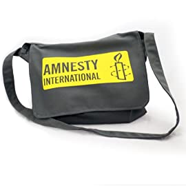 Amnesty International Messenger Bag