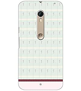 PrintDhaba Pattern D-1787 Back Case Cover for MOTOROLA MOTO X STYLE (Multi-Coloured)