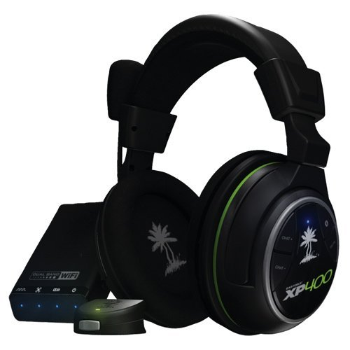 Ear Force Xp400 Wireless Headset By Turtle Beach