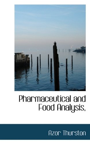 Pharmaceutical and Food Analysis,