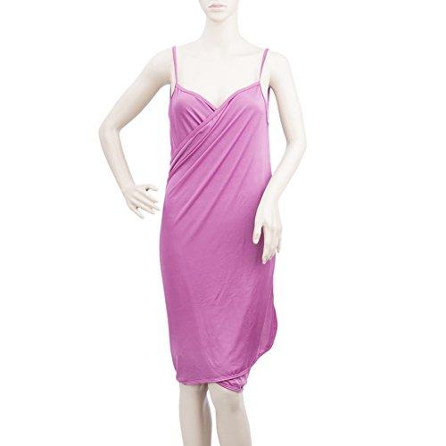 Toptie Open Back Cover Up Beach Dress /Summer Party Dress Peach