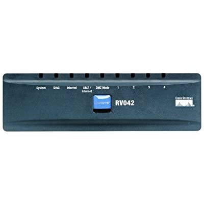 Linksys Small Business RV042 Load Balancing Router