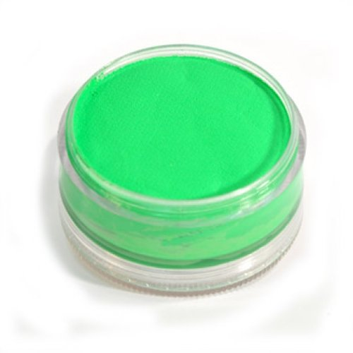 Wolfe Face Paints - Neon Green N60 (3.17 oz/90 gm)
