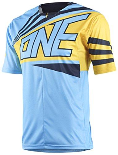 one-industries-1-4-zip-kurzarm-jersey-ion