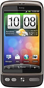 HTC Desire A8181 Android Smartphone with 5 MP Camera, Wi-Fi, Touchscreen and Bluetooth--International Version with No Warranty