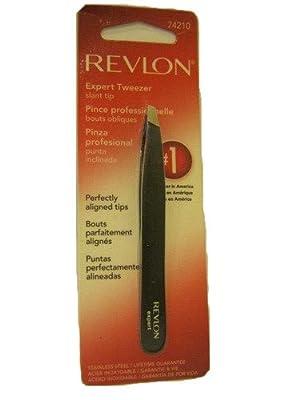 Revlon Expert Tweezer, Slant Tip