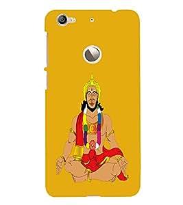 ifasho Designer Phone Back Case Cover LeEco Le 1s :: LeEco Le 1s Eco :: LeTV 1S ( Scorpio Zodiac Sign Luck )