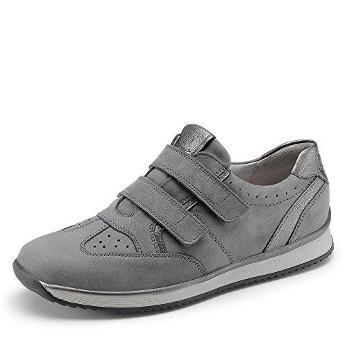 Waldläufer Schuh, Groesse 37, grau