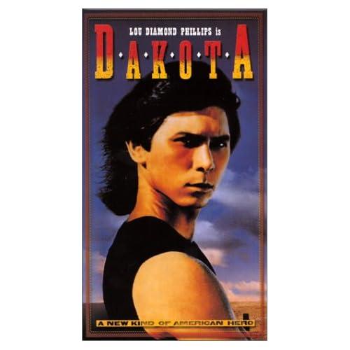 Amazon.com: Dakota [VHS]: Lou Diamond Phillips, DeeDee Norton, Herta
