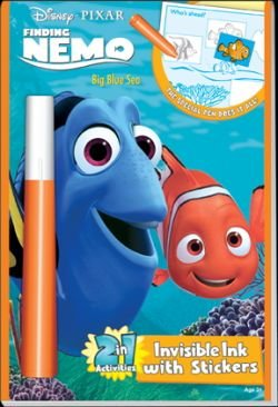 Invisible Ink - Finding Nemo