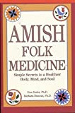img - for Amish Folk Medicine book / textbook / text book