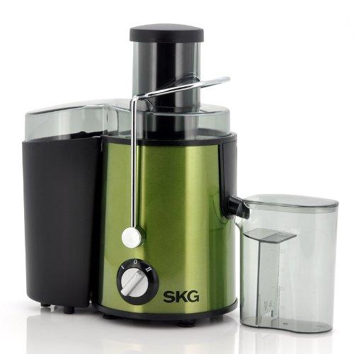 "Electric Juice Maker ""Skg Gs-310L"" - 400 Watt, Stainless Steel Filter, 550Ml Capacity front-529714"