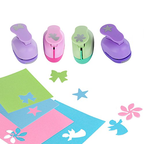 Atool paper punch hole puncher personalized paper craft for Craft hole punch set